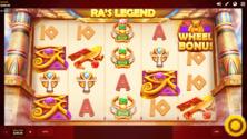 Ras Legend Online Slot