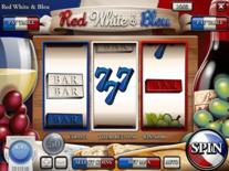 Red White Bleu Online Slot