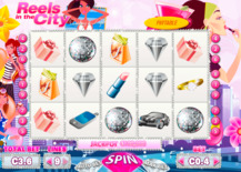 Reels In The City Online Slot