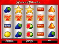 Retro Wheels Online Slot