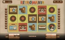 Retromania Online Slot