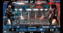 Revenge Of Cyborg Online Slot