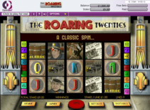 Roaring Twenties Online Slot