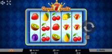 Royal 7 Fruits Online Slot