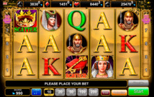 Royal Secrets Online Slot