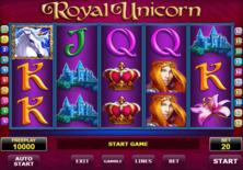 Royal Unicorn Online Slot