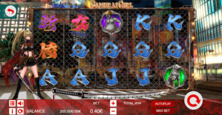 Samurai Girl Online Slot