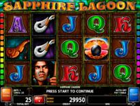 Sapphire Lagoon Online Slot