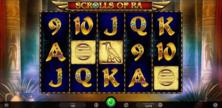 Scrolls Of Ra Hd Online Slot