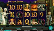Scrooges Jackpot Online Slot