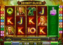 Secret Elixir Online Slot