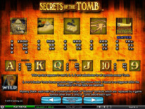 Secrets Of The Tomb 2By2 Online Slot