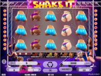 Shake It Online Slot