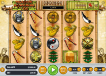 Shaolin Fortunes 100 Online Slot