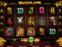 Shaolin Spin Online Slot