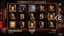 Sherlock Holmes Online Slot