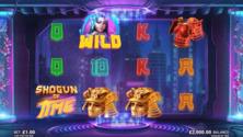 Shogun Of Time Online Slot