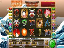 Shoguns Land Online Slot