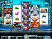 Siberian Storm Online Slot