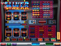 Silver Streak Online Slot