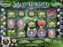 Silver Unicorn Online Slot