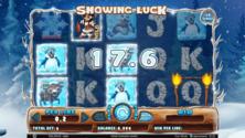 Snowing Luck Online Slot