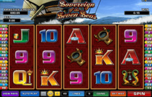 Sovereign Of The Seven Seas Online Slot