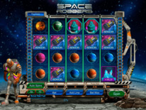 Space Robbers Online Slot
