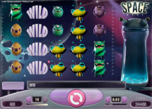 Space Wars Online Slot