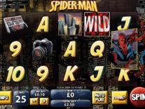 Spiderman Online Slot