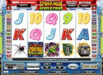 Spiderman Revelations Online Slot