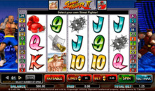 Street Fighter Ii Online Slot