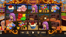 Sugarush Online Slot