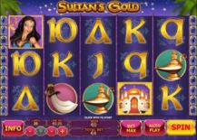 Sultans Gold Online Slot