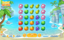 Sunny Shores Online Slot