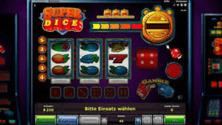 Super Dice Online Slot