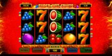 Super Hot Fruits Online Slot