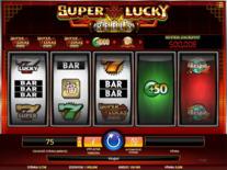 Super Lucky Reels Online Slot