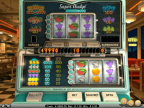 Super Nudge 6000 Online Slot
