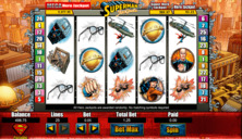 Superman Jackpots Online Slot