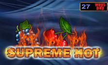 Supreme Hot Online Slot