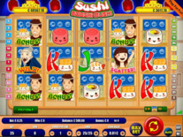 Sushi Booshi Mushi Online Slot
