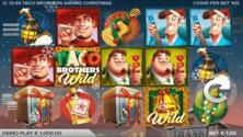 Taco Brothers Saving Christmas Online Slot