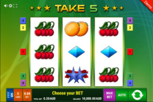 Take 5 Online Slot