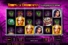 Tales Of Darkness Lunar Eclipse Online Slot