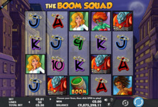 The Boom Squad Online Slot