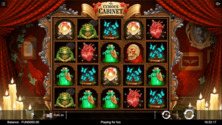 The Curious Cabinet Online Slot