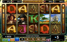 The Explorers Online Slot