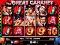 The Great Cabaret Online Slot