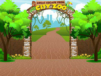 The Great Escape Of City Zoo Online Slot